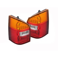 Ford AU Series 1 Falcon Wagon Tail Lights Pair Left Right 98 99 00 LH RH Futura