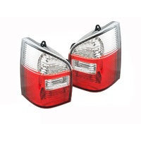 Ford AU BA BF Falcon & Fairmont Wagon Tail Lights LHS RHS Pair New ADR 00-10