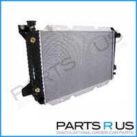 Ford F100 F150 F250 & F350 87-97 New 5Ltr V8 Radiator 88 89 90 91 92 93 94 95 96