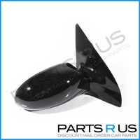 Ford Focus 02-04 LR Hatch & Sedan Black RHS Right Electric Door Mirror 03 New!