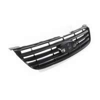 Ford Falcon 08-11 FG XT Sedan & Ute Black Plastic Front Center Grill Grille