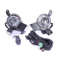 Ford Fiesta WP Front Fog Lamps / Spot Lights Kit 04-05