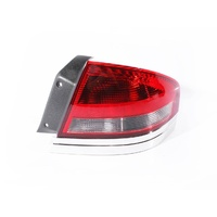 Ford BA Fairlane 03-05 Sedan Red Clear & Chrome Rear RHS Right Tail Light Lamp