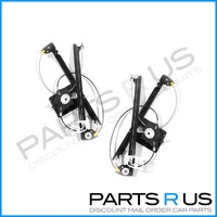 Ford Territory SX&SY 04-08 Front LH+RH Set Electric Window Regulators W/O Motors