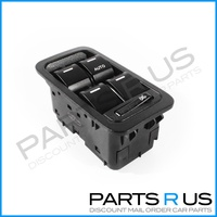 Ford Territory 04-11 SX SY Main Power Window Master Switch (No Illumination)