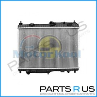 Ford Fiesta Radiator 1.4l 09-10 Brand New Suit Both Manual & Auto Zetec
