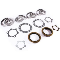 2 Rear Wheel Kit 69-75 Toyota Landcruiser 40 45 50 Series Bearings & Seals FJ HJ