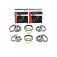 Toyota Landcruiser 60 Series Rear Wheel Bearing Kit 80 - 90 HJ60 HJ61 Pair New