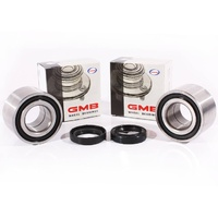 Holden VP-VZ Commodore IRS Rear GMB Wheel Bearings Kit VR VS VT VX VU VY WH Pair
