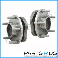 Holden Commodore VT Series 1 Front Wheel Bearings Hubs Pair No ABS 97 98 99