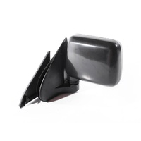 Holden Rodeo TF 88-03 2/4WD Ute Blk Manual LHS Left Sail Mount Door Wing Mirror