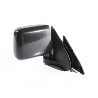 Holden Rodeo TF 88-03 2/4WD Ute Blk Manual RHS Right Sail Mount Door Wing Mirror