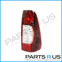 Holden RA Rodeo 06-08 LX & DX Ute Tinted Red & Clear RHS Right Tail Light Lamp