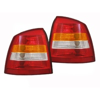 Holden Astra TS 3 & 5 Door hatch 98 99 00 01 02 03 04 Tail Lights LH+RH Pair ADR