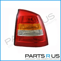 Holden Astra Tail Light Left TS Sedan & Convertible 98-04 RHS 99 00 01 02 03