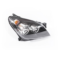 Holden Astra AH 04-06 3&5Door Hatch Wagon & Conv Black RHS Right Headlight Lamp