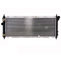 Holden SB Barina NEW Radiator 94-01 Auto & Manual 1.2l, 1.4l & 1.6l 680mm Wide