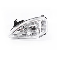 Holden XC Barina 01-05 SRi & CD Clear/Smooth LHS Left Headlight Lamp Depo