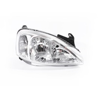 Holden XC Barina Headlight 01 02 03 04 05 SRi & CD Clear/Smooth RHS Right ADR