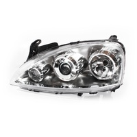 Holden Barina XC 01-05 SRI Hatch Clear Projector LHS Left Headlight Lamp A/M