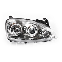 Holden Barina XC 01-05 SRI Hatch Clear Projector RHS Right Headlight Lamp A/M