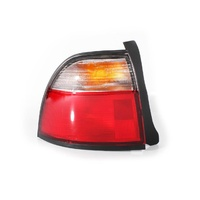 Honda Accord 95-97 CD5 Ser2 Sedan Red & Clear LHS Left Tail Light Lamp TYC