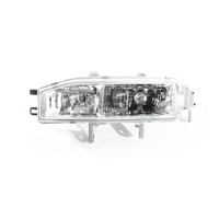 Honda Accord CB Ser2 91-94 4Door Sedan Clear LHS Left Headlight Lamp TYC