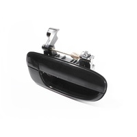 Hyundai Accent 00-03 4&5Door Black Plastic RHS Right Rear Outer Door Handle
