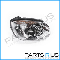 Hyundai Accent Headlight LC 03-05 Ser2 3&5 Dr Hatch RHS Right Head Lamp Light 04