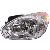 Hyundai Accent Headlight 3/4 Door 06-09 Left LH Head Lamp New ADR 07 08 09