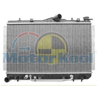 Hyundai S Coupe Radiator 90-95 G4EKM 1.5l NEW Quality Alloy Auto Manual 92 93 94