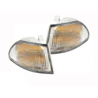 Honda Civic EG EH 4dr 91 92 93 94 95 Indicator Corner Lights LH+RH Pair ADR