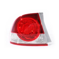 Honda Civic 06-08 FD Series1 Sedan Red & Clear LHS Left Tail Light Lamp ADR