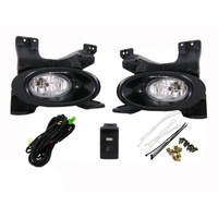 Honda City 09-on New Front Fog Lamps / Spot Lights Kit