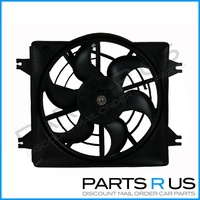Hyundai Excel X3 94-00 Radiator Thermo Fan RHS See Fitment Notes 95 96 97 98 99
