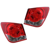 Holden Cruze 09-16 JG JH 4Dr Sedan Tail Lights Pair Rear Outer Body NEW ADR L+R