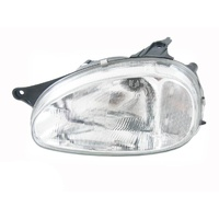 Holden SB Barina Headlight 94-01 Left New LHS Passengers Head Light 97 98 99 00_