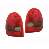 Holden SB Barina 94-01 2/3 Door Hatch Tail Lights LH+RH