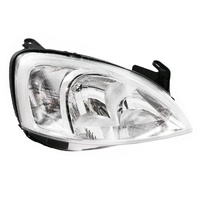 Holden Barina XC 01-05 SXI/Equipe Hatchback Chrome Lined RH Headlight Lamp Right