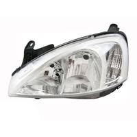 Holden XC Combo Van LHS Left Headlight Lamp 2002-2012 - LQ Sticker