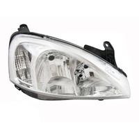 Holden XC Combo Van RHS Right Headlight Lamp 2002-2012 - LQ Sticker