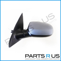 Holden XC Barina 01-05 Complete Plastic LHS Left Manual Door Wing Mirror