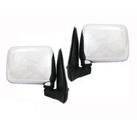 Holden Rodeo Ute 97-03 Chrome Side Door Wing Mirrors