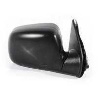 Holden Rodeo 03-08 RA Ute Black Electric RHS Right Door Wing Mirror 04 05 06 07