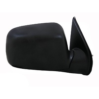 Holden RA Rodeo Ute 03-08 BLack Right Side Door Mirror Man 04 05 06 07 RHS