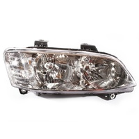 Holden VE Commodore Omega Berlina Chrome Right RH Headlight Series 2 10 11 12 13
