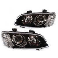 Holden VE Commodore SSV Series 2 Pair Of Headlights 10 11 12 13 Calais Projector