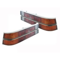 Holden VL Commodore Berlina Sedan Tail Lights LH + RH 86 87 88