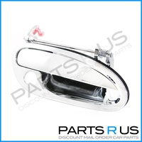 Holden Commodore 97-08 VT VX VY VZ FRONT RHS Right Chrome Outer Door Handle