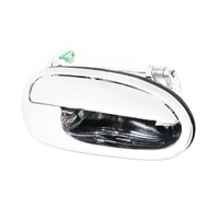 Holden Commodore 97-08 VT VX VY VZ REAR RHS Right Chrome Outer Door Handle